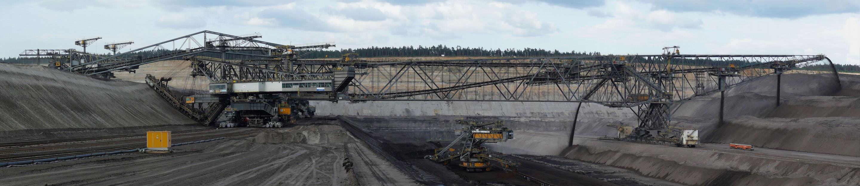 F60 Tagebau Nochten