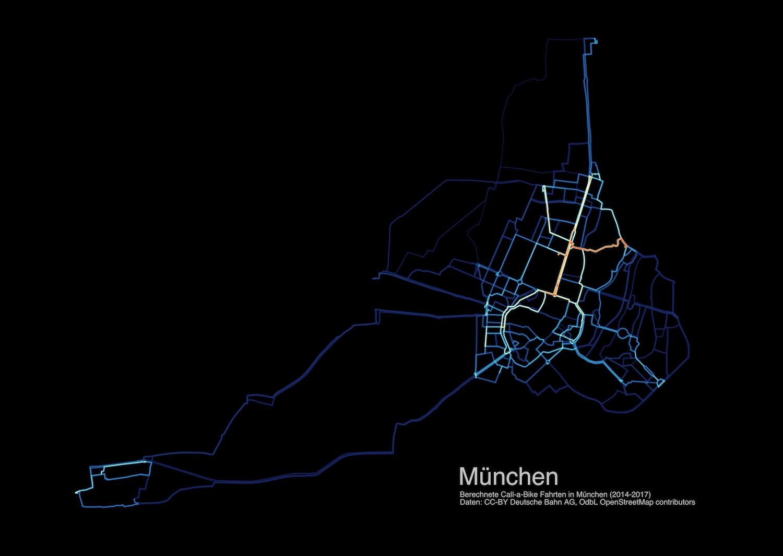 Heatmap München